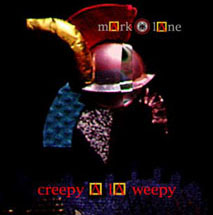 Mark Lane - Creepy a la Weepy - CD